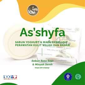 Sabun Yoghurt dan Madu As'shyfa