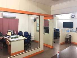 700 sq ft fully furnished G floor office space for rent