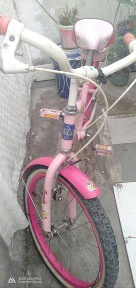 Jual sepeda perempuan