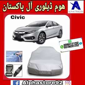 Tamam Car Cover Water Dust Proof 4 Honda Civic 1.8 Turbo - N One