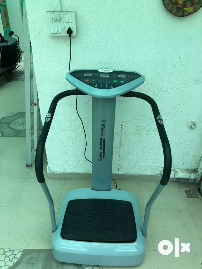 Eagle health mate fast weight reduction vibration machine 0