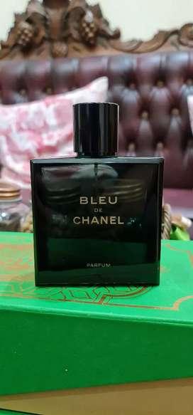 Blue De Chanel Parfum gold 150 ml Big Size Langka 100% Original Paris