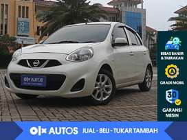 [OLXAutos] Nissan March 1.2 A/T 2015 Putih