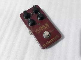 Tc Electronic Mojomojo Overdrive Made in Thailand