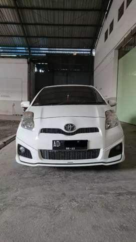 Dijual Toyota Yaris TRD Sportivo Manual 2012