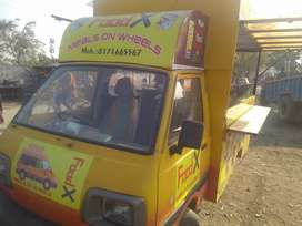 Food van in working condition with other accessories