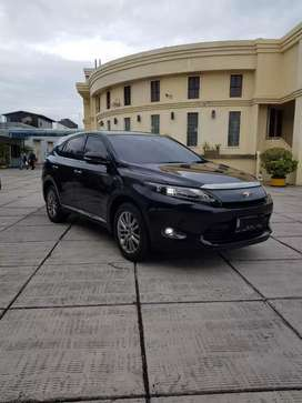 Toyota Harrier 2.0 Alles CBU Black on Bordeoux 2014 Pajak1th Focus 5
