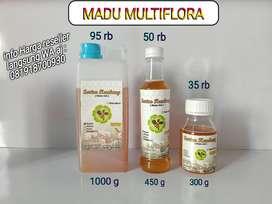 Madu Randu, akasia & multiflora