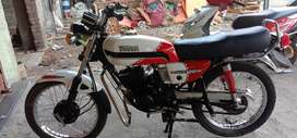 Yamaha RX100 at excellent condition