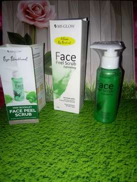 FACE PEEL SCRUB BY MSGLOW