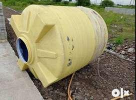 2k litter Water tank