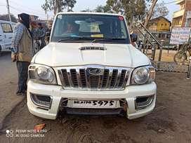 Mahindra Scorpio SLE BS-IV, 2012, Diesel
