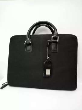 Canvas Office File Bag Executive Stylish briefcase bags