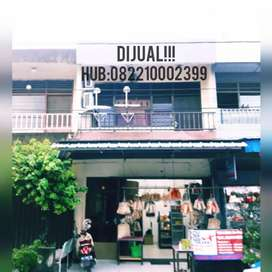 Rumah Toko 2 Lantai daerah KOMERSIL (Harga Bisa NEGO)