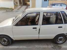 Maruti Suzuki 800 Good Condition, All papers in force, RC valid 2025