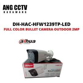 DAHUA 2 MP FULL COLOR DH-HAC-HFW1239TP-LED
