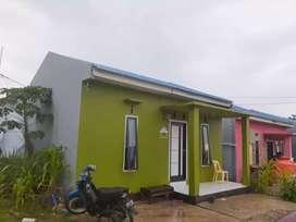 Rumah subsidi murah di Villa Mahkota 2 kota Bau Bau Sulawesi
