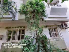 Semi furnished 3BHK Duplex Main Road Touch Society 100 metre distance