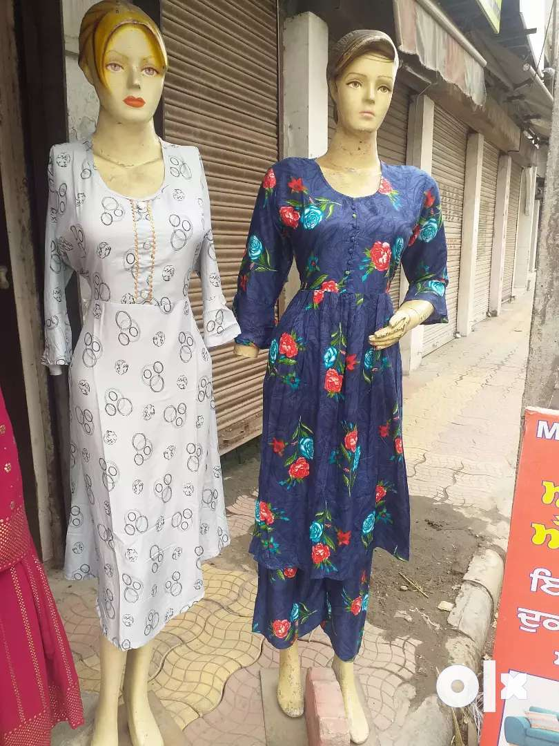 Whole sale lady kurti, top,jeans,party wear suit,gown,Avtar collection
