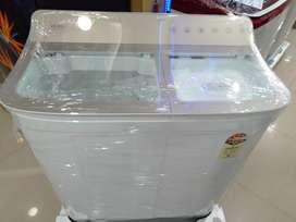Haier tuff glass new washing machine 7kg 1+5year warranty fix price
