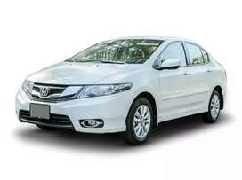 Brand new Honda city available for rent