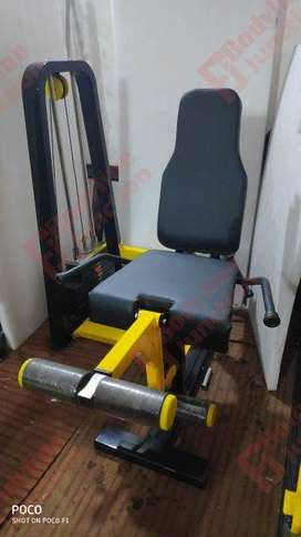 Get Full Health club commercial gym equipment setup.
