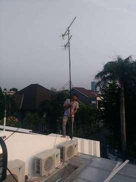 Melayani Penjualan Pemasangan Jasa Service Antena TV Cilangkap Depok