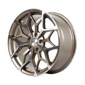 jual velg mobil original hsr wheel ring 17 untuk mobilio avanza mazda
