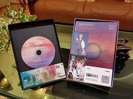 ALBUM BTS WORLD OST. (REAL)