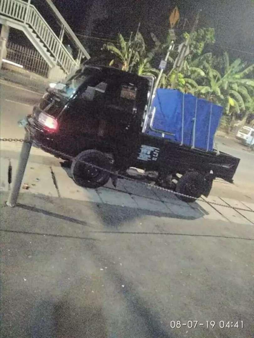 Sewa pick up , jasa angkutan barang area Kramat jati Fast Respown 0