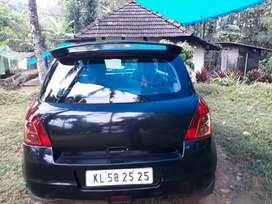 VXI,good condition,chilled AC,No accident,good music system ,alloy etc