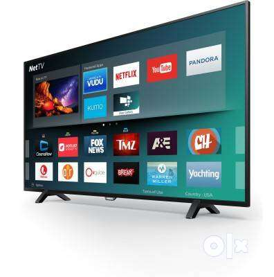 """Great offers New Clarity 50"""" 4K UHD Bluetooth with Smart Features Tv 0"""