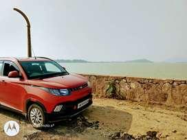 Mahindra Kuv 100 2016 Top Model Petrol Well Maintained