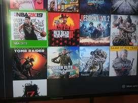 Xbox one 500gb full game. Setara PS4