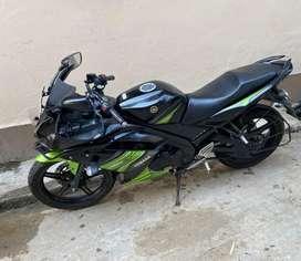 i want to sel my bike r15