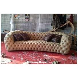 Sofa Minimalis tempahan medan free ongkir