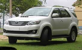 Toyota Fortuner 3.0 4x4 Manual, 2013, Diesel