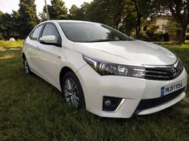 Toyota Corolla Altiss Topest model showroom condition. Petrol