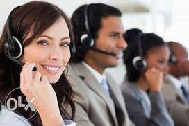 Telecallers for International call center