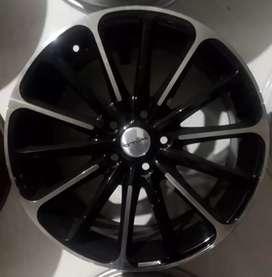 Jual velg murah ring 18x8.0 h5x114.3 et43 bisa untuk Camry  xpander