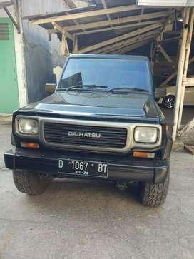 Daihatsu Rocky Jeep 1992 4x4