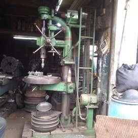 RK Drilling Machine
