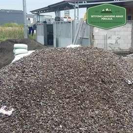Supplier Material Alam Pasir Kediri Stensla Batu Belah Free Ongkir