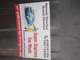New car wash , antirust,  full car safai sasti car dhulai