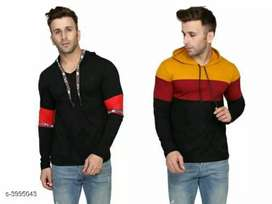 Mans jacket t-shirts for winter