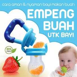 Empeng Buah Bayi Baby Fruit & Baby Feeder