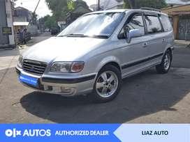 [OLX Autos] Hyundai Trajet 2004 G 2.0 Bensin M/T Silver #Liaz Auto