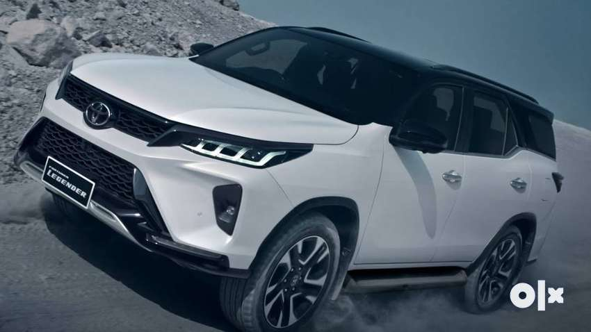 NEW FORTUNER LEGENDER 2021 (THIS IS NOT USED CAR) 0
