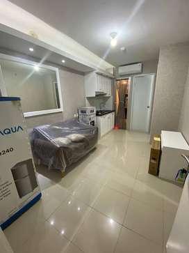 Disewakan 2BR furnish Bassura City tower Alamanda