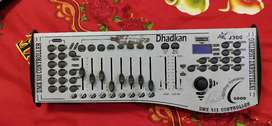 Dmx 512 light controller (Jia J300) dj light controller